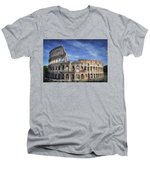 Roman Icon Men's V-Neck T-Shirt