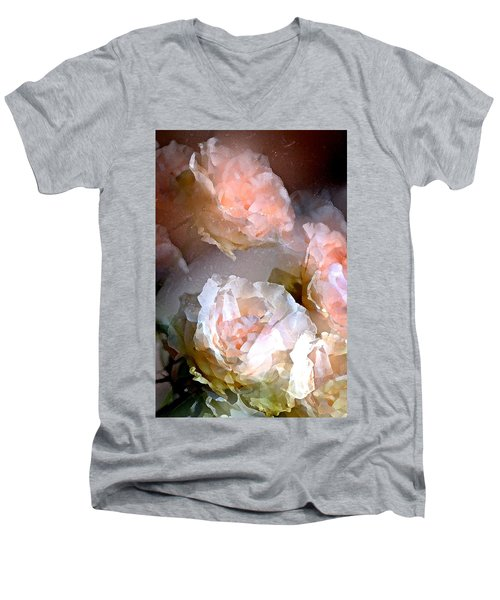 Rose 154 Men's V-Neck T-Shirt