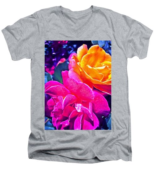 Rose 49 Men's V-Neck T-Shirt