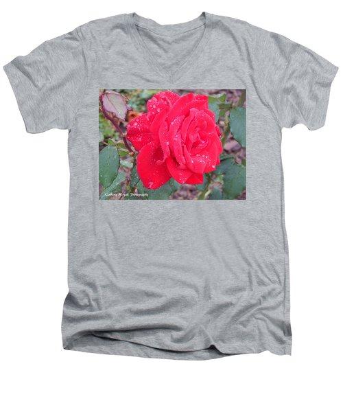 Rosie Red Men's V-Neck T-Shirt