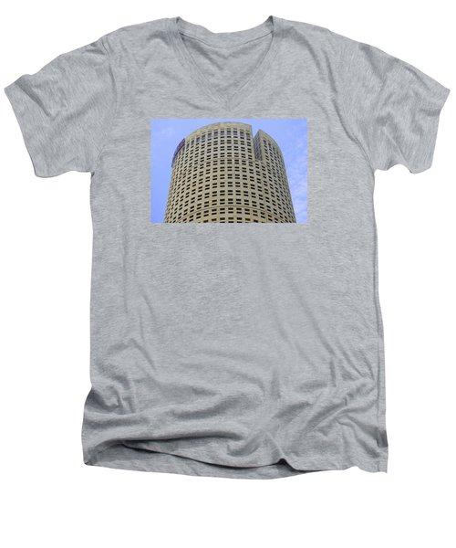 Round Architecture Men's V-Neck T-Shirt