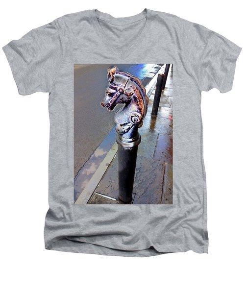 Royal Stroll Men's V-Neck T-Shirt