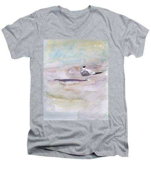 Royal Tern  Men's V-Neck T-Shirt