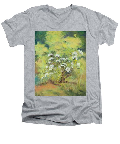 Royalty Men's V-Neck T-Shirt by Lee Beuther