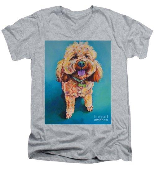 Rozzie Men's V-Neck T-Shirt