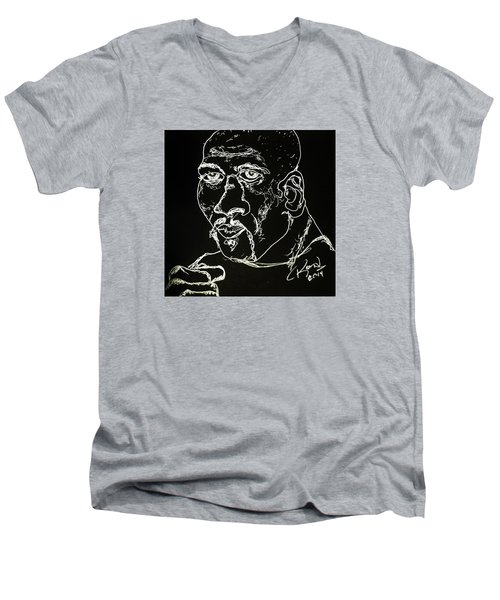 Rubin Hurricane Carter Men's V-Neck T-Shirt