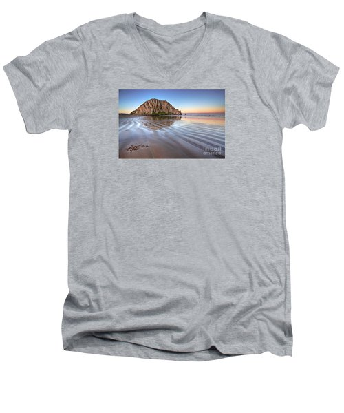 Sacred Space Men's V-Neck T-Shirt by Alice Cahill