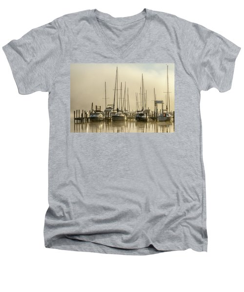 Sailors Delight Men's V-Neck T-Shirt