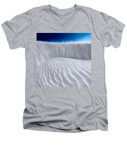Sand Storm Brewing Men's V-Neck T-Shirt