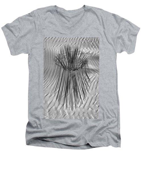 Sanded Yucca Men's V-Neck T-Shirt