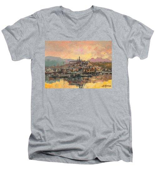 Sanremo  Men's V-Neck T-Shirt
