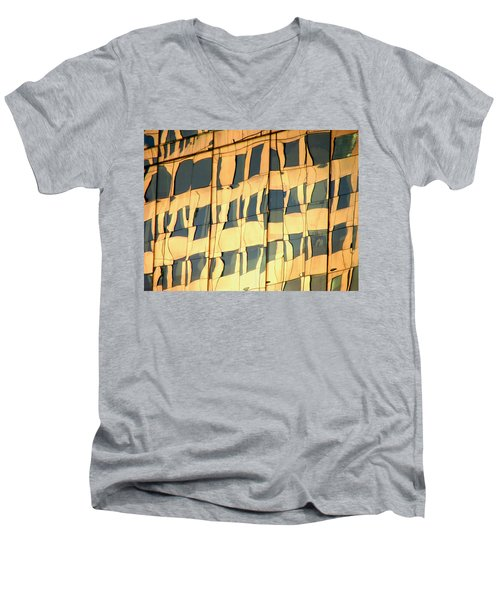 Santiago Reflection II Men's V-Neck T-Shirt
