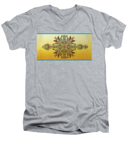 Saturday Morning Men's V-Neck T-Shirt