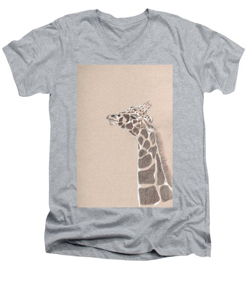Savannah Men's V-Neck T-Shirt