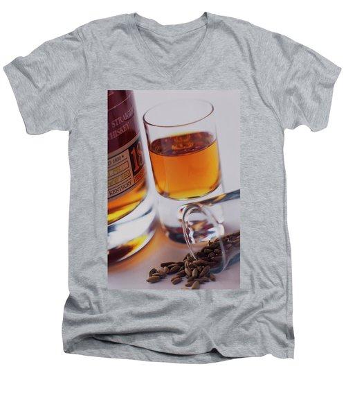 Sazerac Rye Men's V-Neck T-Shirt
