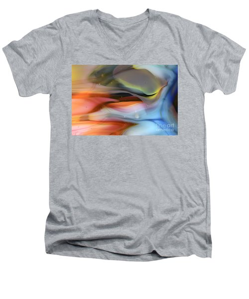 Sea...or Sky? Men's V-Neck T-Shirt