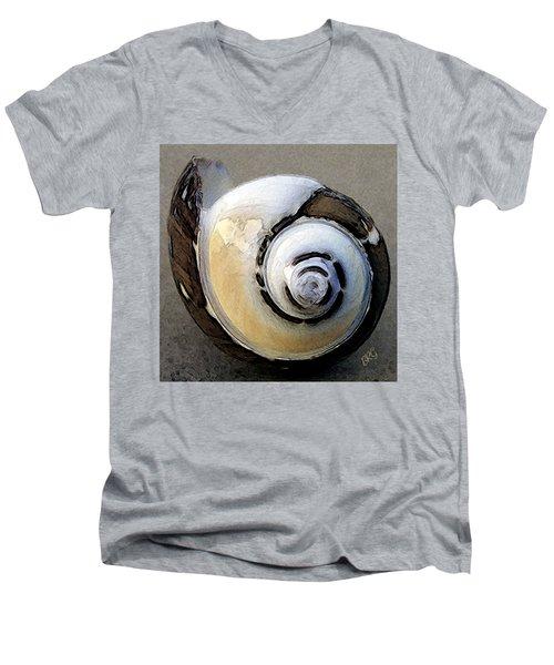 Seashells Spectacular No 3 Men's V-Neck T-Shirt