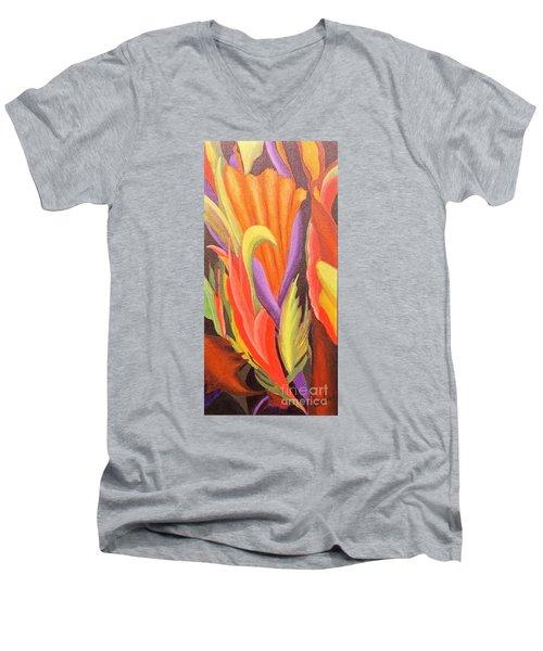 Secret Place Men's V-Neck T-Shirt