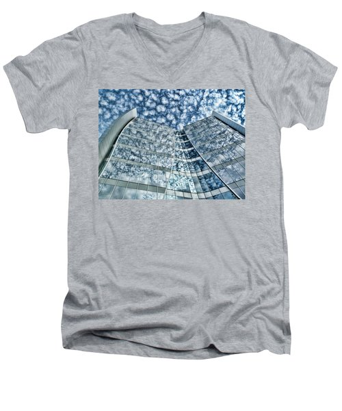 Seidman Cancer Center - Cleveland Ohio - 1 Men's V-Neck T-Shirt