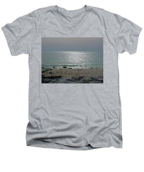 Horizon Men's V-Neck T-Shirt