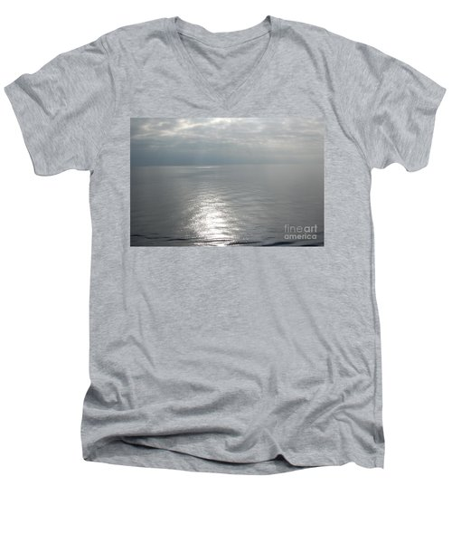 Serenity Sea Men's V-Neck T-Shirt