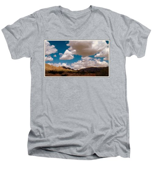 Shadows In The Valley Men's V-Neck T-Shirt