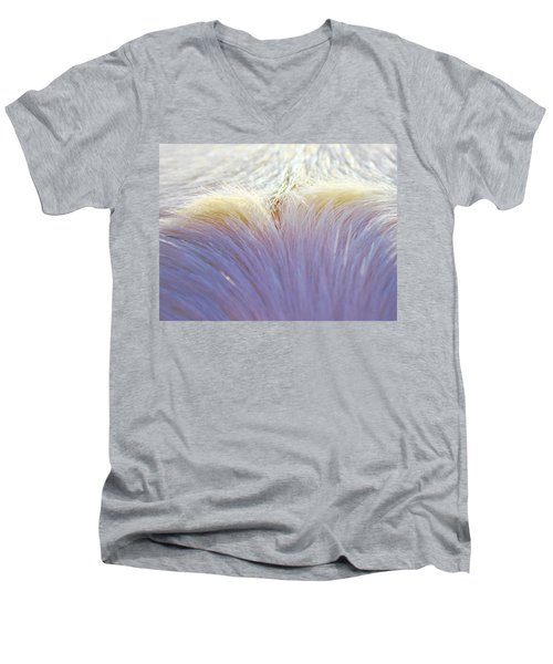Sheaf  Men's V-Neck T-Shirt by Michelle Twohig
