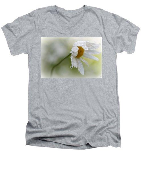 Shedding A Tear Men's V-Neck T-Shirt