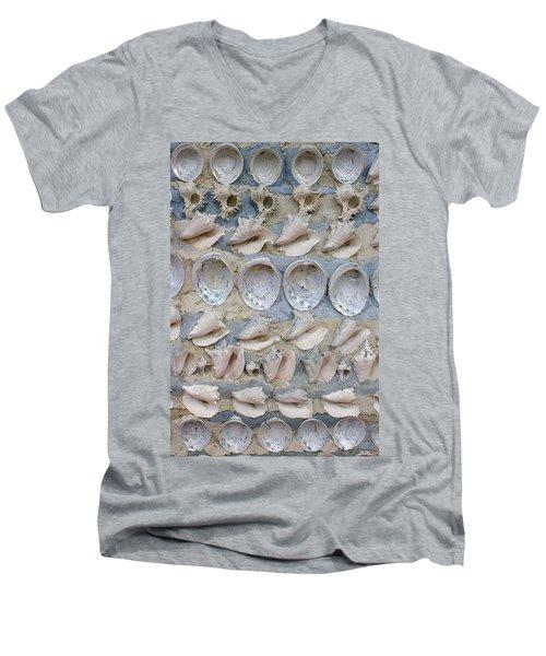 Shells Men's V-Neck T-Shirt