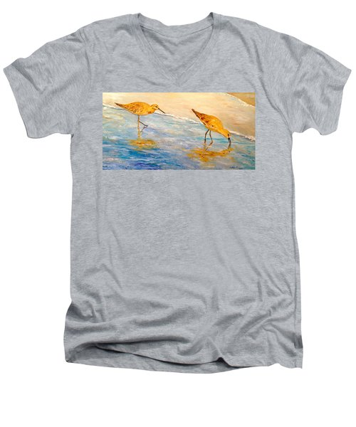Shore Patrol Men's V-Neck T-Shirt