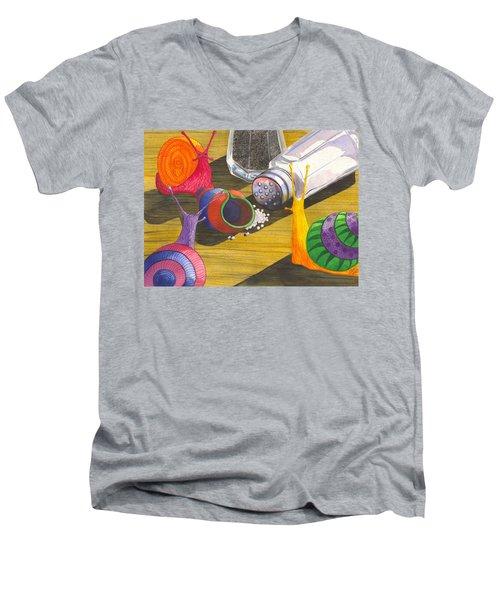 Should Have Listened Men's V-Neck T-Shirt