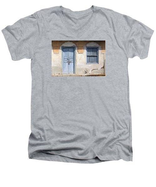 Shuttered #6 Men's V-Neck T-Shirt