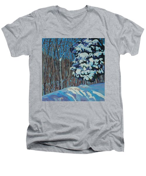 Significant Cedar Men's V-Neck T-Shirt