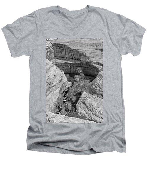 Sipapu Path Men's V-Neck T-Shirt