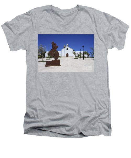 Sitges Spain Men's V-Neck T-Shirt
