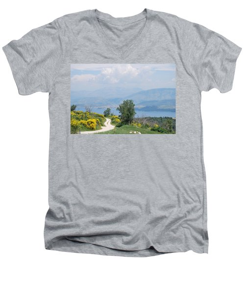 Six Islands 2 Men's V-Neck T-Shirt