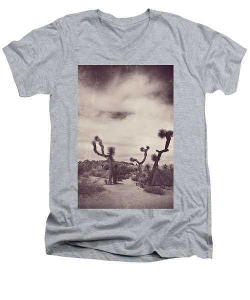 Skies May Fall Men's V-Neck T-Shirt