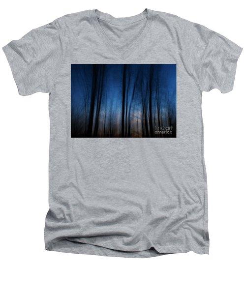 Sleepwalking... Men's V-Neck T-Shirt