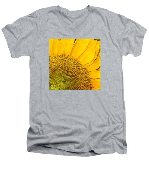 Slice Of Sunshine Men's V-Neck T-Shirt