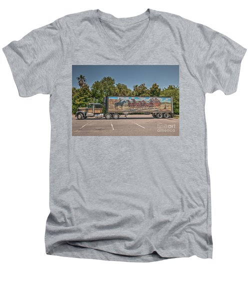 Smokey And The Bandit Men's V-Neck T-Shirt