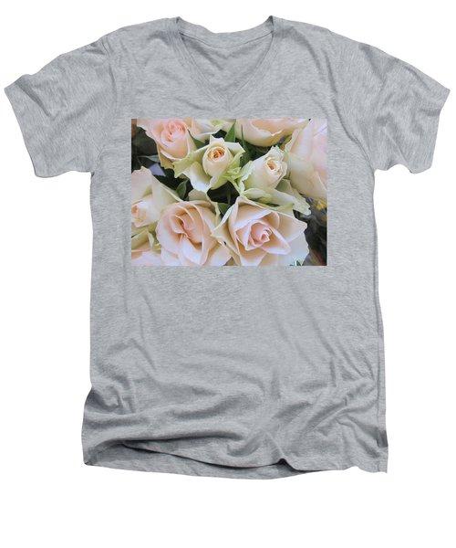 Smoothly Men's V-Neck T-Shirt