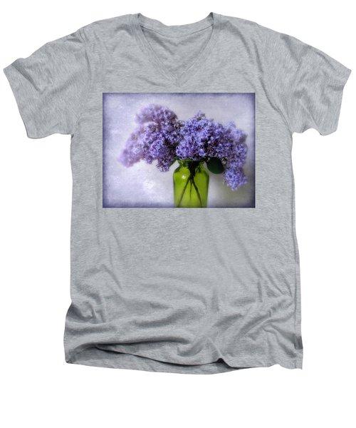 Soft Spoken Men's V-Neck T-Shirt