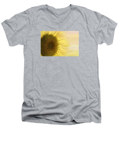 Solar Flare Men's V-Neck T-Shirt
