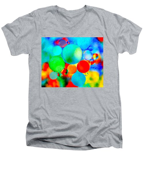 Something Out Of Nothing Men's V-Neck T-Shirt
