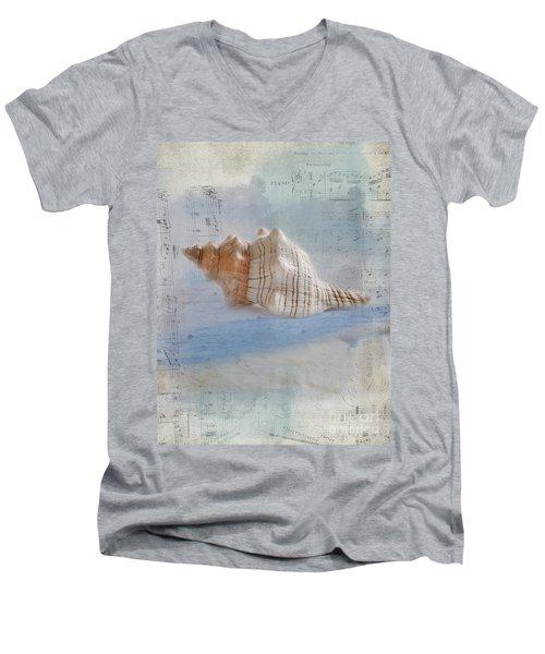 Songs Of The Sea Men's V-Neck T-Shirt
