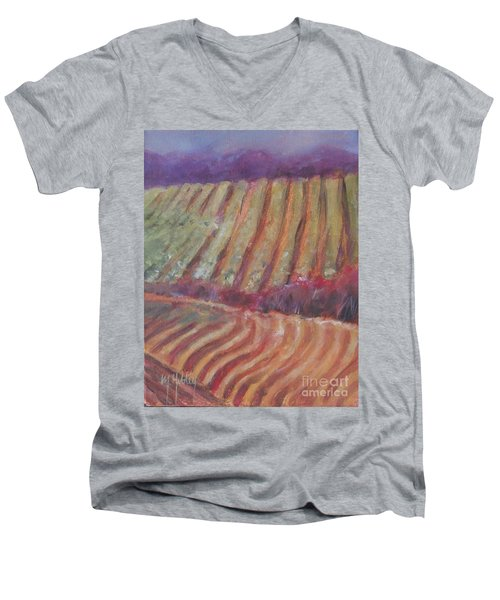 Sonoma Vines Men's V-Neck T-Shirt