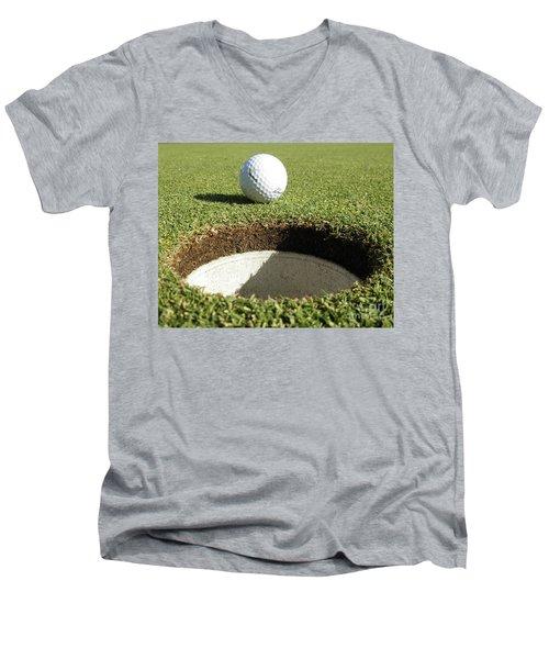 Sooo Close Men's V-Neck T-Shirt