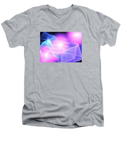 Sorbet Men's V-Neck T-Shirt