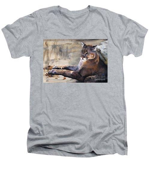 Sovereign Men's V-Neck T-Shirt