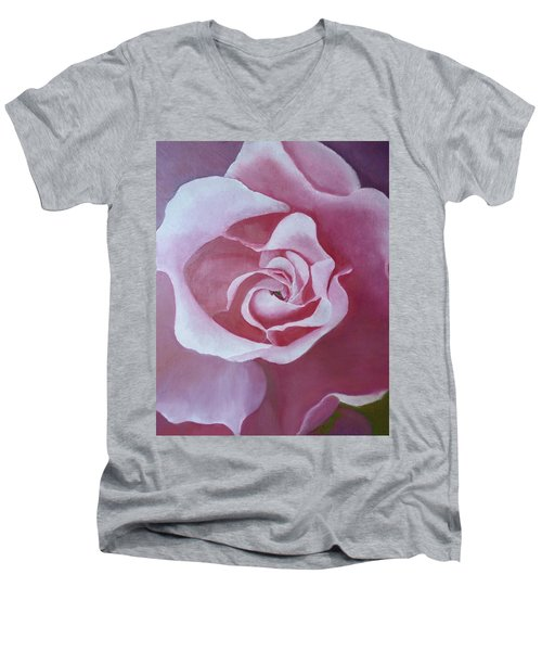 Spanish Beauty 2 Men's V-Neck T-Shirt